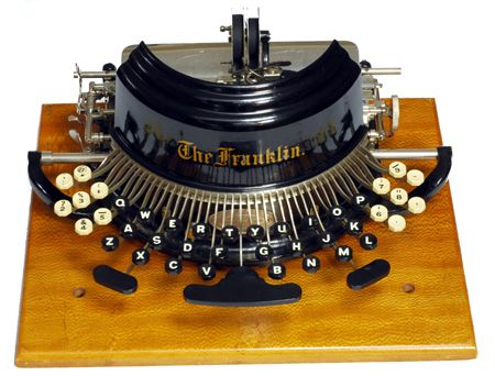 Antique Typewriters - The Martin Howard Collection