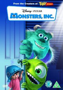Monsters Inc. [2002] Billy Crystal, John Goodman, Mary Gibbs, Steve Buscemi, James Coburn, Jennifer Tilly, Bob Peterson, John Ratzenberger, Frank Oz, Daniel Gerson, Steve Susskind, Bonnie Hunt, David Silverman, Lee Unkrich, Pete Docter, Andrew Stanton, Jeff Pidgeon, Jill Culton, Jonathan Roberts