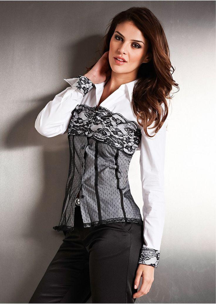 Bluzka Bardzo atrakcyjna bluzka z • 94.99 zł • bonprix