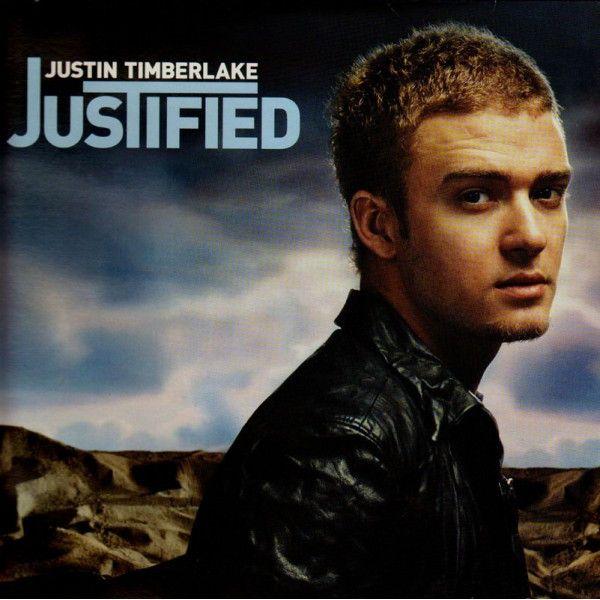 Justin Timberlake - Justified on 2LP