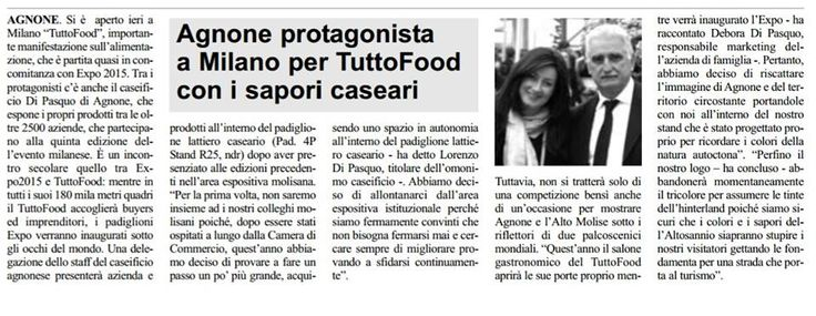 Ancora #TuttoFood