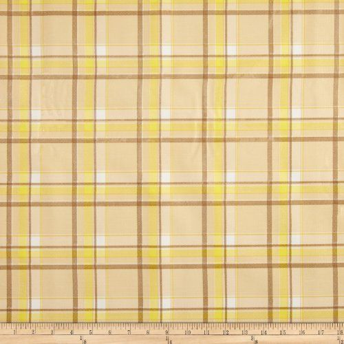 Oilcloth Scottish Plaid Yellow Fabric By The Yard OilClot... https://smile.amazon.com/dp/B00OZ42OIS/ref=cm_sw_r_pi_dp_x_mASTybSBXZVH4