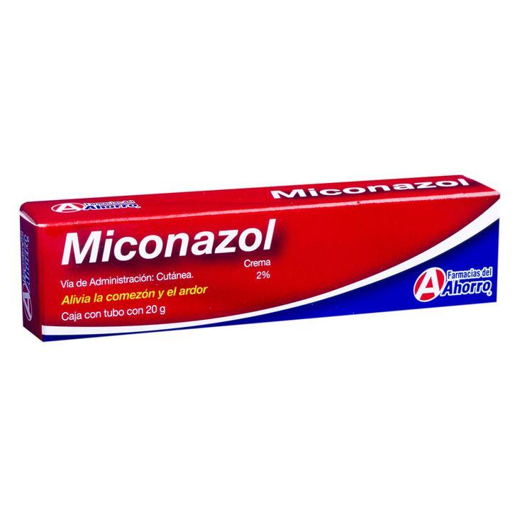 Miconazol 2% Cutaneo 20 g. Crema PA miconazol La crema de nitrato de MICONAZOL está indicada para aplicación tópica en el tratamiento de hongos y/o infecciones de la piel: Tiñea pedis (pie de atleta), Tinea cruris y Tinea corporis causada por Trichophyton rubrum, Trichophyton mentagrophytes y Epidermophyton floccosum, en el tratamiento de candidiasis cutánea (moniliasis) y en el tratamiento de Tinea versicolor.