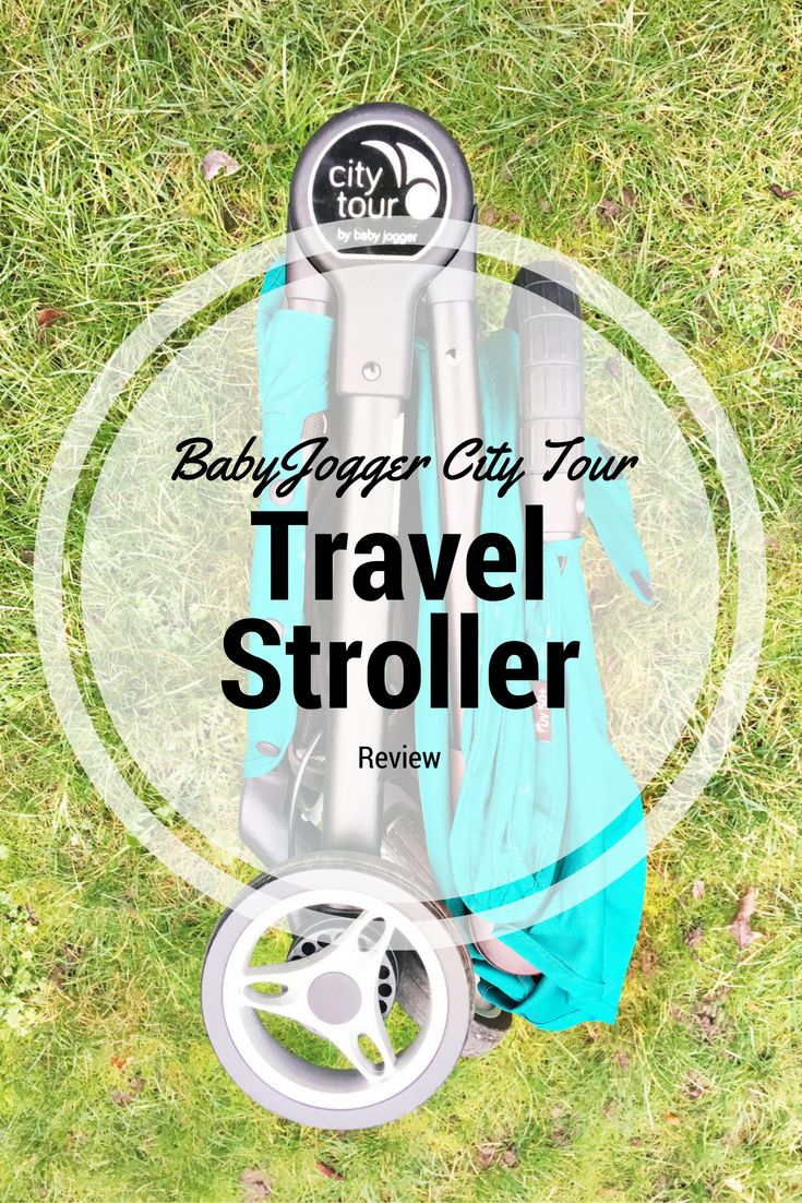 Baby Jogger City Tour Review. The compact stroller that fits in an overhead locker and comes with it's own backpack. A must have accessory when traveling with a toddler.