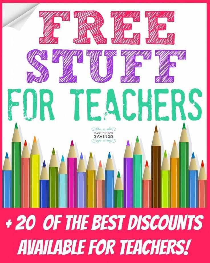 146 Best Images About Deals & Discounts For Teachers On