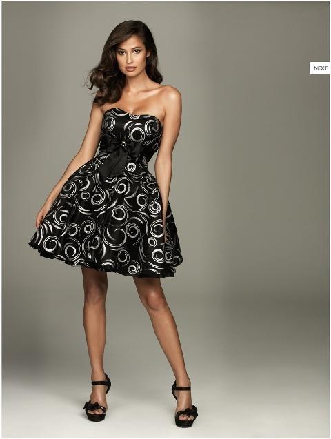 6af59dac97 vestidos de fiesta baranos para jovenes