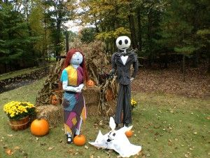 2012 chester nh scarecrow locations new hampshire real estate blog - Halloween New Hampshire