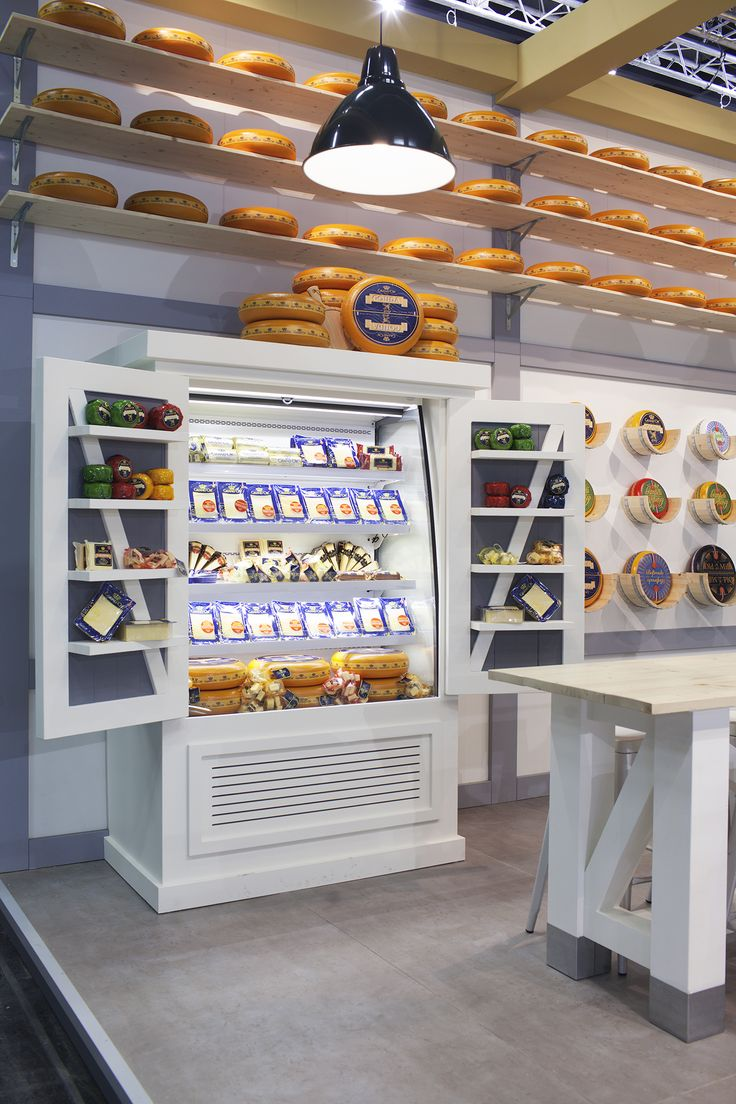 ©studiomfd, cheese cabinet, cheese store, cheese stand, Dutch (www.studiomfd.com)