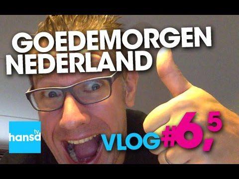 Goedemorgen Nederland Vlog 6.5 - talent award finale - ICFR