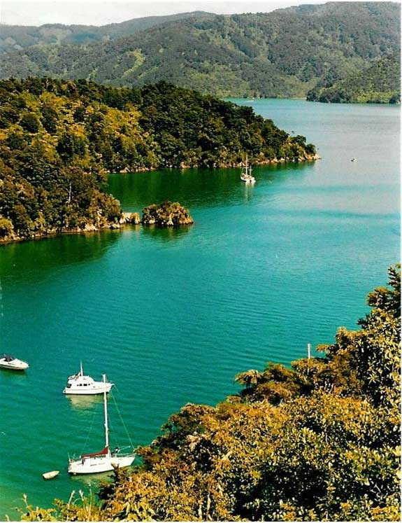 Places To See Nz South Island