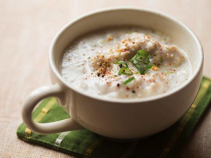 寒い日が続きますね。体調を崩しやすくなるこんな時期は、あたたかなスープが恋しくなります。生姜のように体の内側か […]