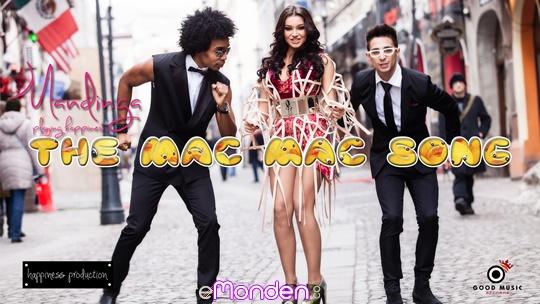Mandinga lanseaza, cu ocazia zilei de 8 martie, piesa: The Mac Mac Song  http://www.emonden.co/mandinga-lanseaza-de-8-martie-piesa-the-mac-mac-song