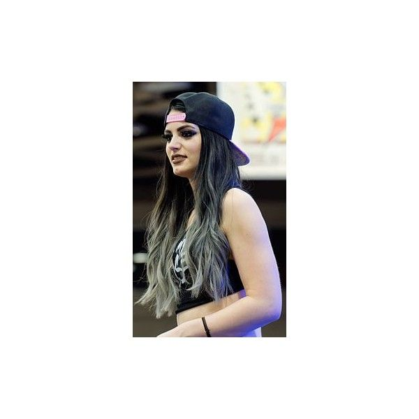 Paige (wrestler) ❤ liked on Polyvore featuring wwe