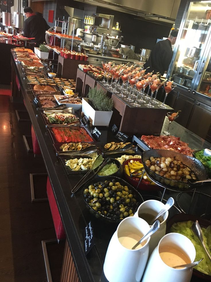 Buffet Style Brunch Near Me