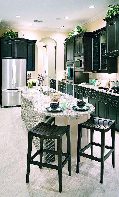 195 Best Kitchens Images On Pinterest Kitchen Ideas
