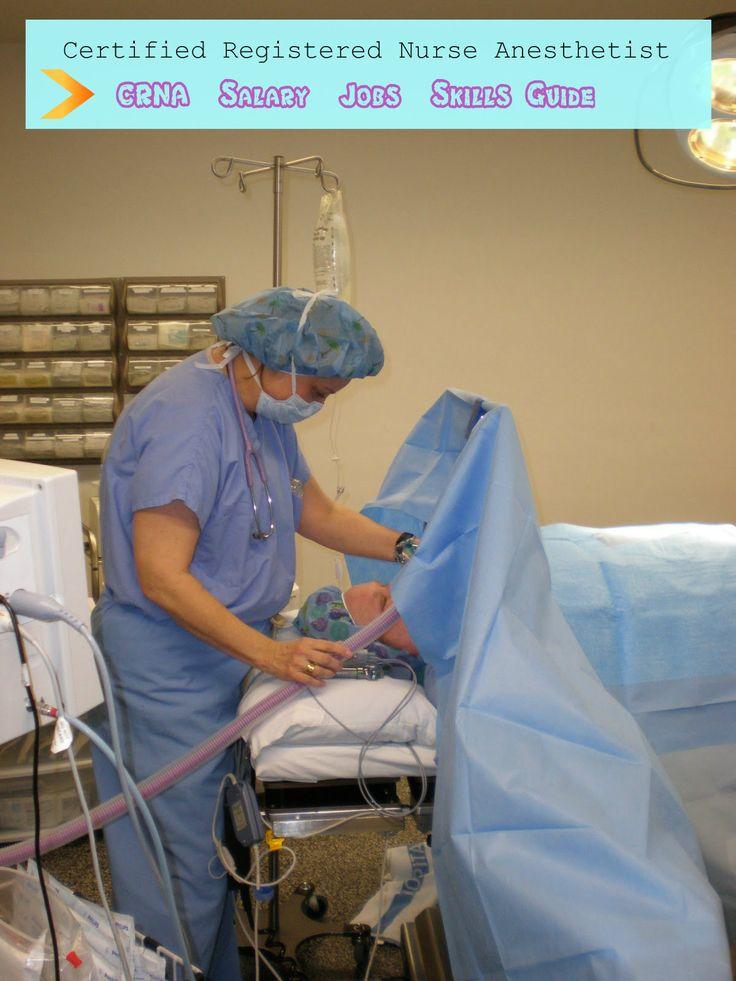Las  Mejores Ideas Sobre Nurse Anesthetist Salary En