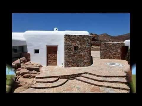 Desain Rumah Gaya Yunani Minimalis Modern