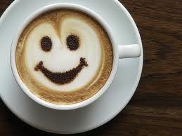 Iniziamo il pomeriggio con una buona tazza di caffè....