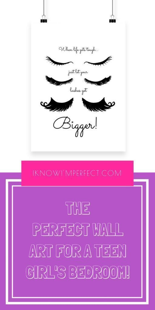 Wall Decor Quotes Teen Room Decor Ideas Girl Room Decor Teen