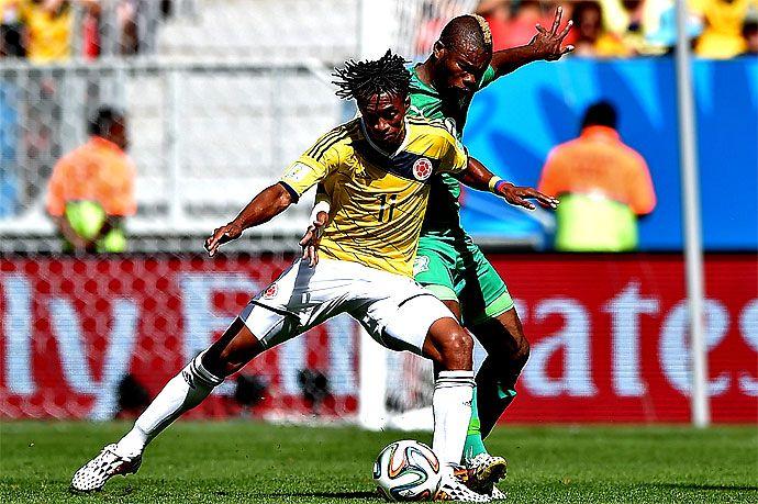 En detalle, las mejores jugadas de Colombia vs. Costa de Marfil en Brasil 2014 | EL PAIS