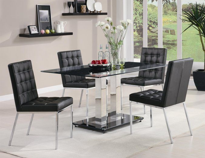 Coaster Rolien Contemporary Dinette At DAWS Home Furnishings In El Paso TX