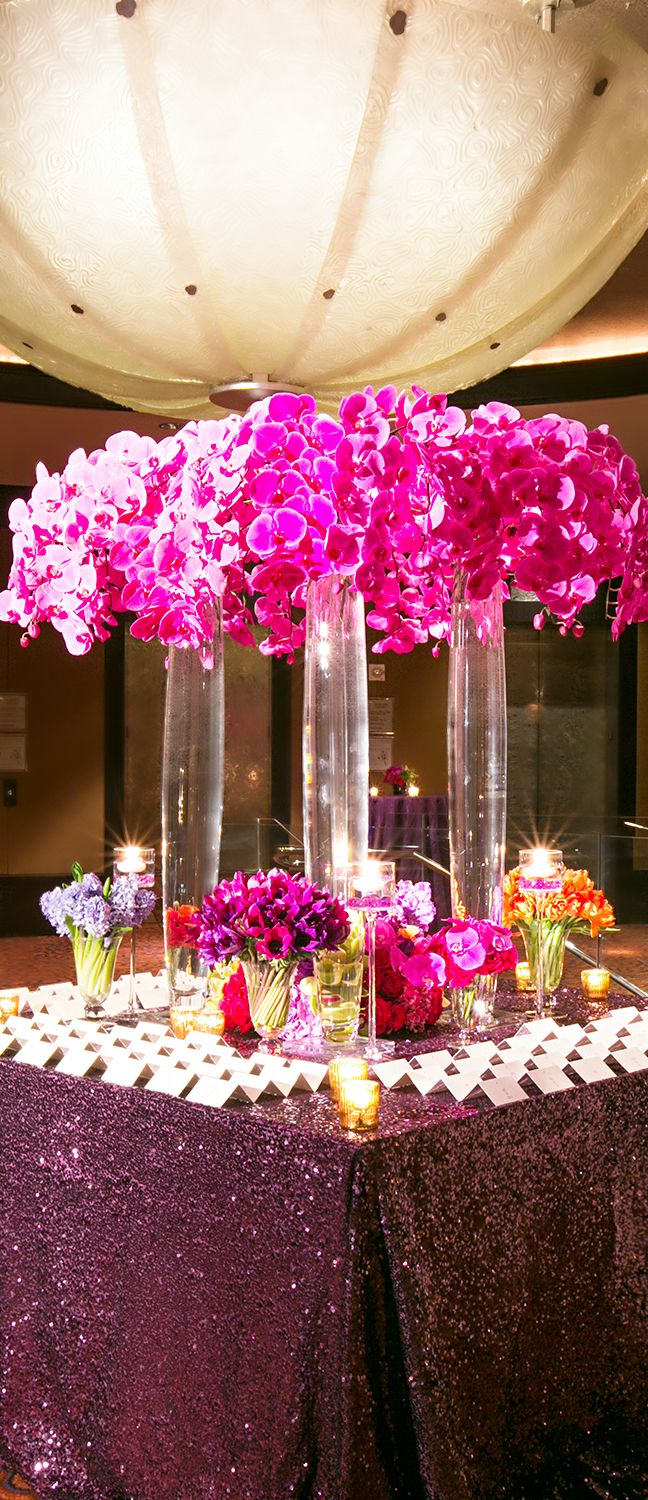Wedding/ Escort Card Table ♥