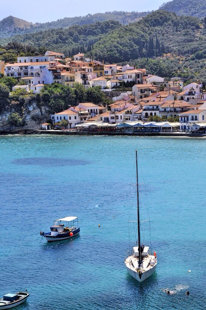 GREECE CHANNEL   #samos #greece