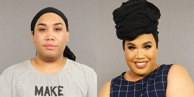 Watch Patrick Starr's Mind-Blowing Makeup Transformation - Video of Patrick Starr's Makeup Transformation