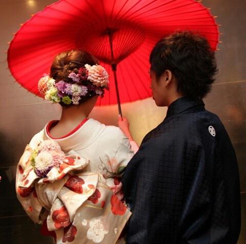 Wedding 和装