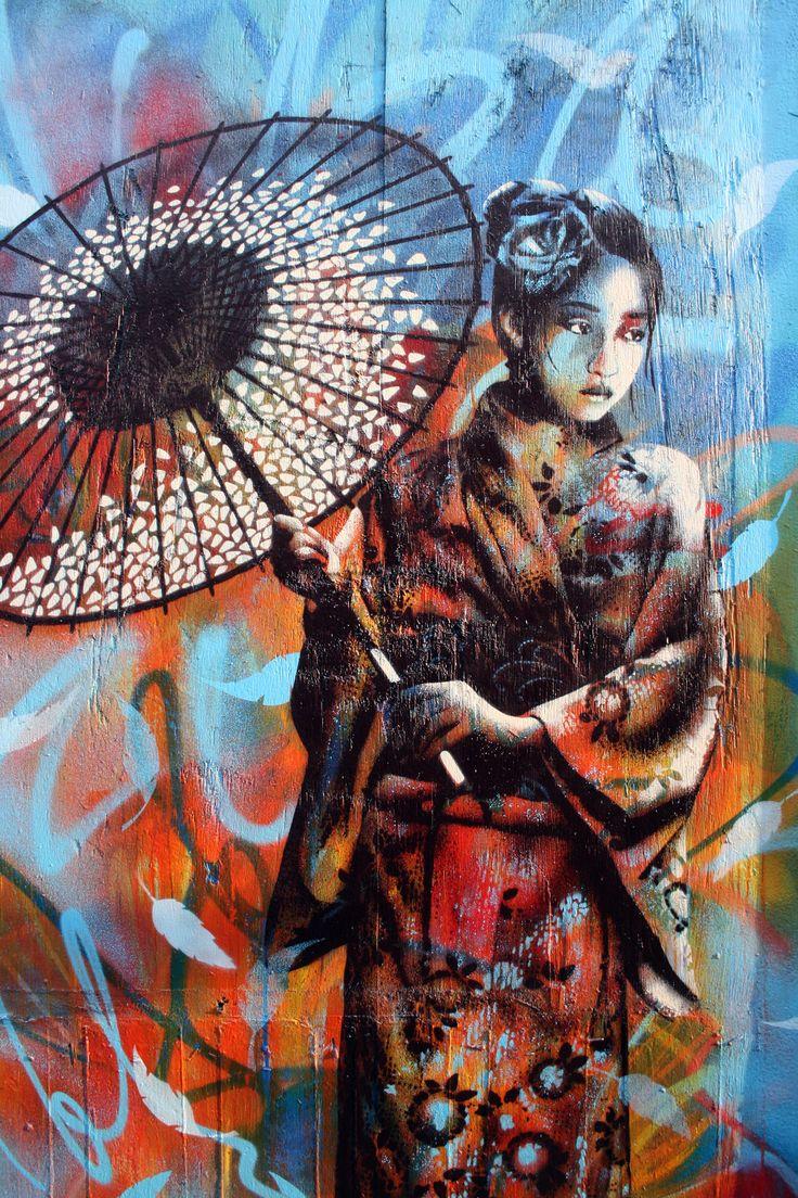 STREET ART UTOPIA » We declare the world as our canvasStreet Art by Fin Dac - In London, England » STREET ART UTOPIA