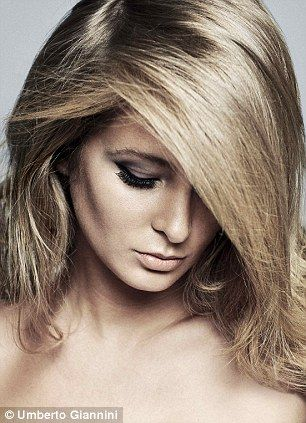 Millie Mackintosh with a rich ash blonde shade