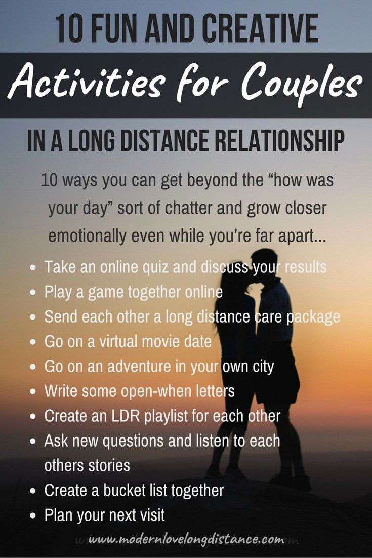 dating long distance international