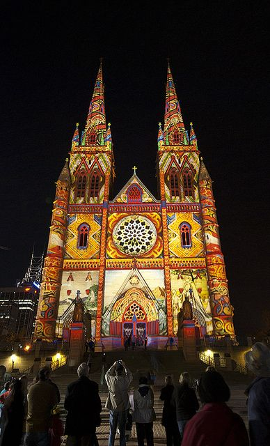 Vivid Festival, Sydney Australia.