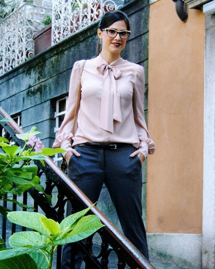 Giulia 🇮🇹💜🇯🇵 @marzari.giulia Settimana nuova occhiali nuovi 😍 Come mi stanno? I... | Yooying