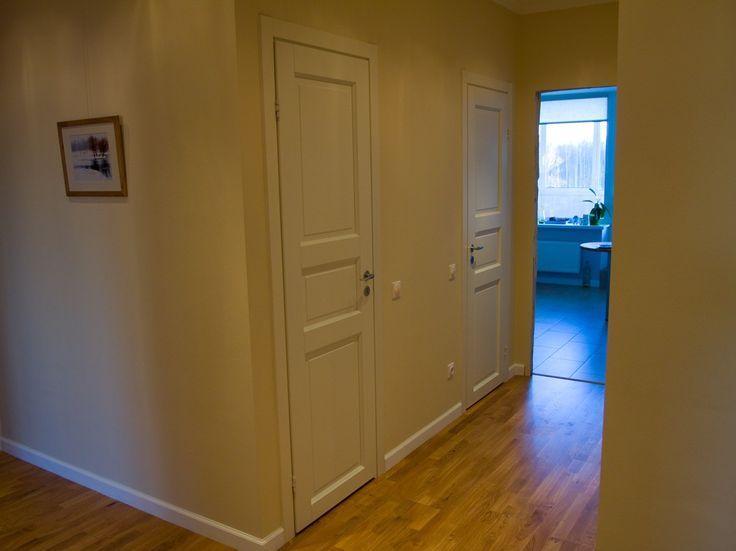АТОЛЛ: скидки на Финские двери, ламинат и паркет