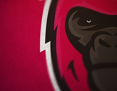"Echa un vistazo a este proyecto @Behance:""Gorillas Katowice - American Football Team Branding"" https://www.behance.net/gallery/21800321/Gorillas-Katowice-American-Football-Team-Branding"