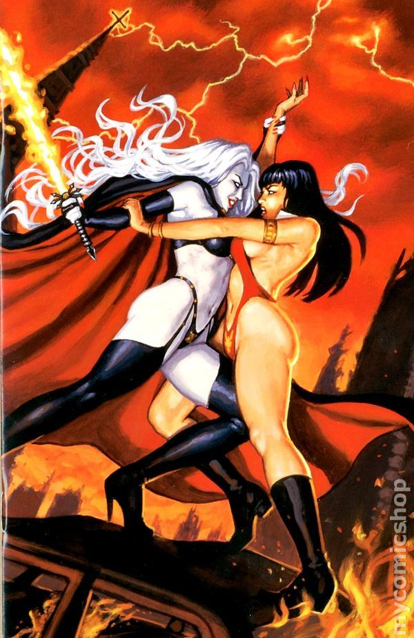 Vampirella Vs. Lady Death Revenge