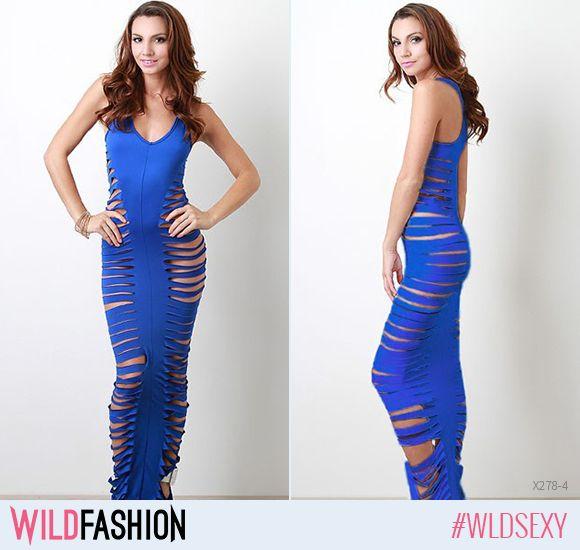 Orice pasionată de fashion a observant deja că 2015 este anul rochiilor colorate, cu printuri neobișnuite și culori îndrăznețe. Una din cele mai apreciate culori, conform statisticilor #wildfashion este albastrul cobalt, ideal pentru zilele de vară. #wldsexy  Ce zici de propunerea noastră? http://www.wildfashion.ro/haine/femei/rochii/rochii-vara/x278-4-rochie-lunga-cu-franjuri-laterale?utm_content=bufferb2326&utm_medium=social&utm_source=pinterest.com&utm_campaign=buffer  Like dacă îți…