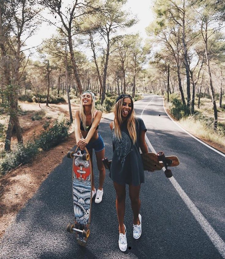 Wish I could have a best friend to just hang with and skate