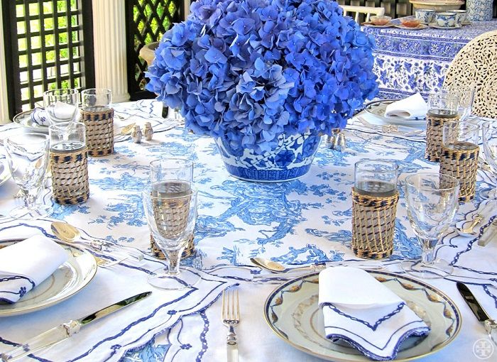 CHIC COASTAL LIVING 10 BEST Tory Burch Table Settings & 131 best set the table images on Pinterest | Dinner parties Table ...