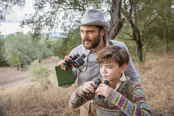 "BBC drama ""The Durrells"""
