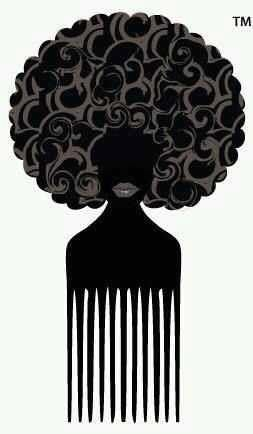 "Fro power. I have heard curly hair called ""unprofessional"" in the workforce. You don't listen to that! Whether you are Black or have a Jew fro or just blessed with type 4 hair, you are natural AND professional!! If you want to straighten your hair that is great too but you don't ever HAVE to in order to be taken seriously. Discrimination is not okay."