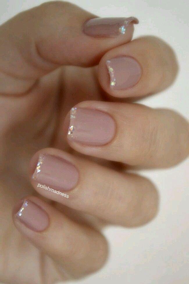 Mejores 13 imágenes de french manicure en Pinterest | Manicuras ...