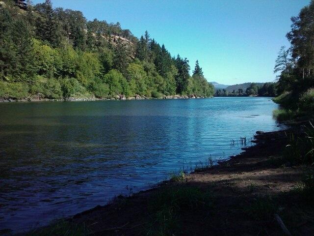 River Forks Park, Roseburg Oregon, Lived here for about 2 or 3 months