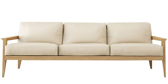 Buy Three Seater Leatherette Sofa Tan & White Colour by Afydecor  Online: Shop from wide range of Sofas Online in India at best prices. ✔Free Shipping✔Easy EMI✔Easy Returns