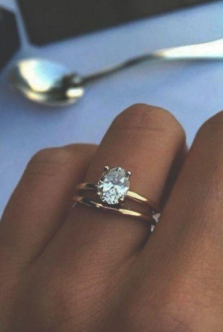 27 anillos de compromiso simples para niñas que aman los anillos de compromiso simples clásicos …   – matching wedding rings