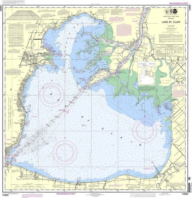 "The chart you are viewing is a NGA standard nautical chart. The National Geospatial-Intelligence Agency (NGA) has partnered with OceanGrafix to provide commercial and recreational mariners with a good source of nautical chart coverage for international waters. These charts are ""printed on demand"" but do not contain the latest notice to mariner (NTM) corrections. It is the mariner's responsibility that the necessary chart corrections be applied to ensure accuracy and safety of life at sea…"