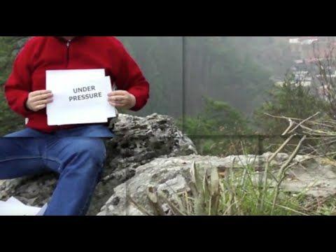 Mr. D - Under PRESSURE - YouTube