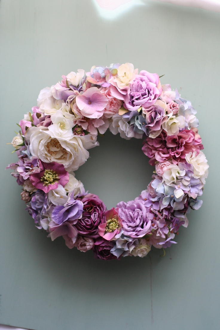 Purple wreath-grape jamboree?