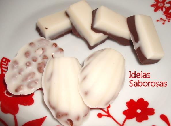 Bombom - Chocolate Branco